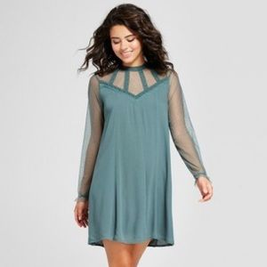 NWT (XS) Xhilaration Shift Dress